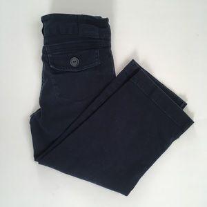 Izod Girls Navy Pants